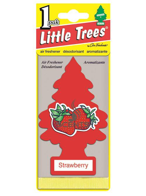 Елочка Little trees Strawberry